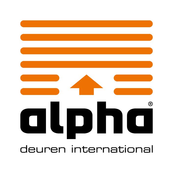 Alpha Deuren logo